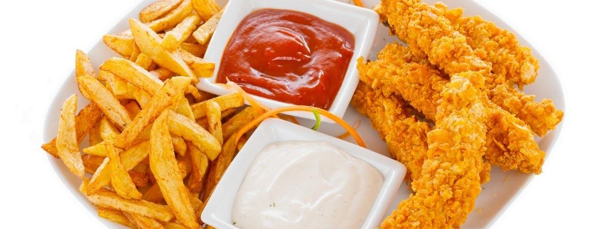 Nowość!  >Crispy Chicken< Spróbuj!