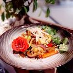 Makaron ryżowy wege