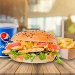 Fit Burger Zestaw