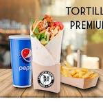 Tortilla Premium Zestaw XL