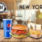 New York Zestaw XL