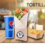 Tortilla Classic Zestaw XL