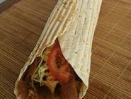 Kebab w cieście wieprzowo-wołowy duży