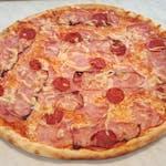 Pizza + hranolky + 0,33 nápoj