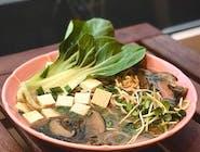 Odżywczy Ramen Miso