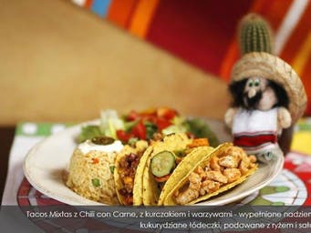 Tacos Mixtas