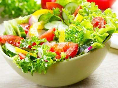 Sałata Ogrodowa prosto z warzywniaka