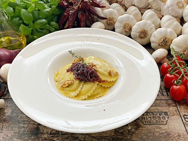 Rotondi z gorgonzola i orzechami włoskimi (8szt)