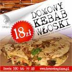 Domowy Kebab Włoski z kurczakiem