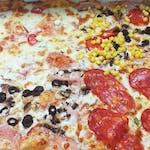 Pizza Party 60 x 40 cm