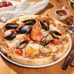 Pizza Sapore di Mare - medie