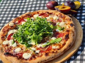 Pizza Śliwka