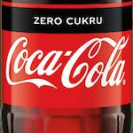 Coca Cola Zero butelka