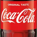 Coca Cola butelka
