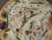 Pizza Szparagowa