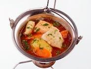 Supă Regală de Pește