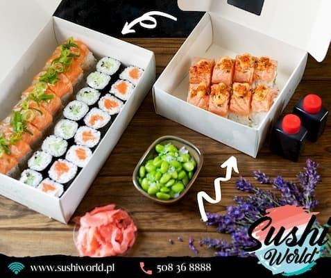 zamow sushi na zoliborz