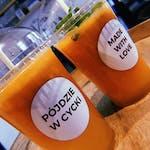 Sok wyciskany pomarańczowo-grejpfrutowy