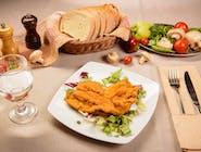 Cotlet de porc pane