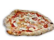 Pizza Prosciutto e Champignon