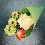 Imbir + Wasabi