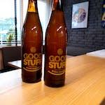 GOOD STUFF MANGO Piwo nisko alkoholowe o smaku mango 0,6%, 500ml