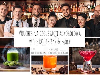 Voucher na degustację alkoholową
