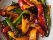 Pepperoni e pepper