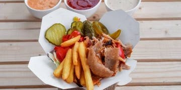 Nahar special Kebab Box<br><br>