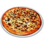 Pizza la meniul zilei