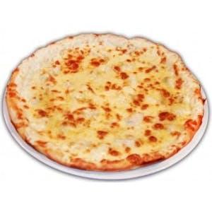Pizza Bianco con Aglio