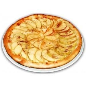 Pizza cu Mere