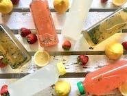 Lemoniada cytrynowa z lodówki