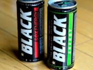 Black (napój energetyzujący)(sex energy, mojito)