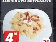 Domáce zemiakovo-bryndzové pirohy