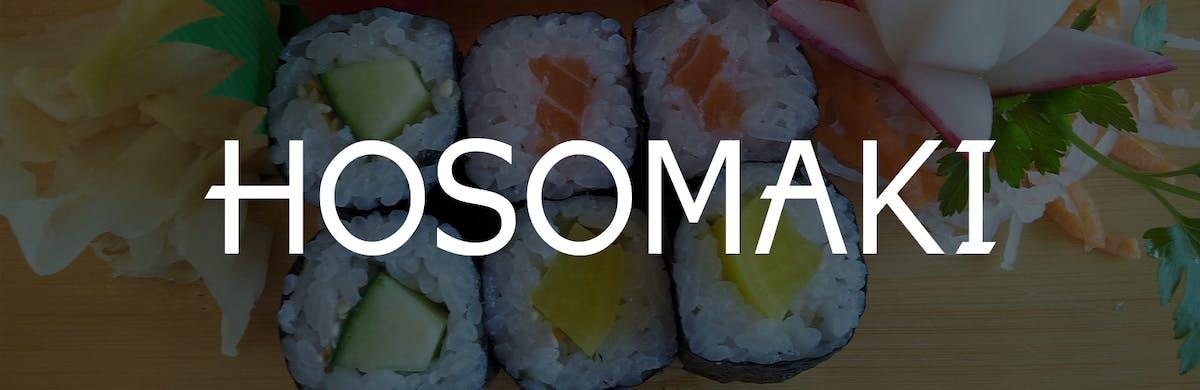 HOSOMAKI