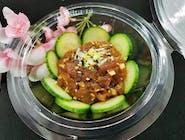 Tatar z tuńczyka ok 150 g