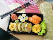 Ebi tempura set - 12 szt