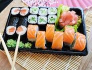 Salmon set - 18 szt