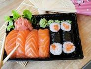 Mini salmon set - 10 szt