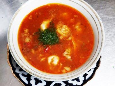 Zupa czuczuwara