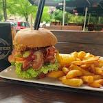 Zestaw American Burger