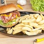 Zestaw BBQ Burger