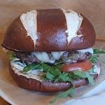 Hovězí burger jednoručák