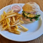 Hermelínový burger