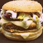 Bigburger (2 mięsa 2 sery)