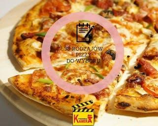 38 rodzajów pizzy