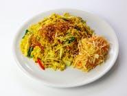 Ryż smażony z mięsem do wyboru