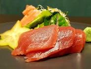 Sashimi tuńczyk