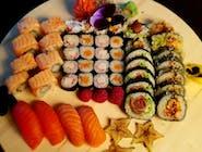 ENDRJU SET - andrzejkowy zestaw sushi pełen magii - 20% (podana cena zawiera rabat)